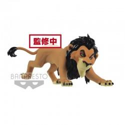 Disney Fluffy Puffy - Le Roi Lion - (A:SCAR)