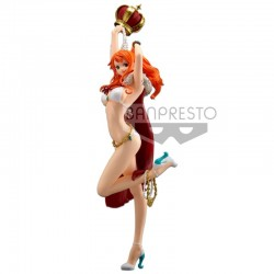 ONE PIECE STAMPEDE MOVIE - FLAG DIAMOND SHIP - NAMI