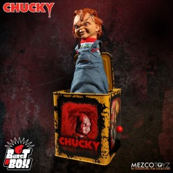 BURST-A-BOX Chucky : Scarred Chucky