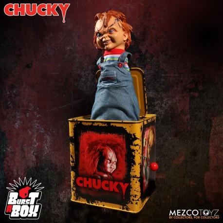 BURST-A-BOX Chucky : Scarred Chucky