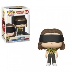 Figurine FUNKO POP : Stranger Things Season 3 - Battle Eleven