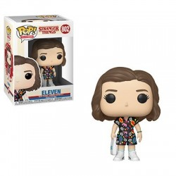 Figurine FUNKO POP : Stranger Things Season 3 - Eleven in Mall Outfit