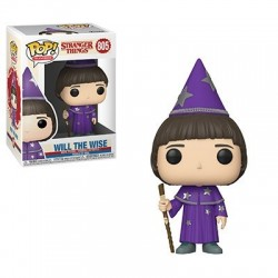 Figurine FUNKO POP : Stranger Things Season 3 - Will (the Wise)