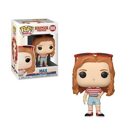 Figurine FUNKO POP : Stranger Things Saison 3 - Max in Mall Outfit
