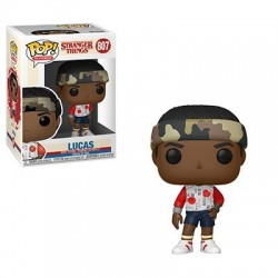 Figurine FUNKO POP : Stranger Things Saison 3 - Lucas