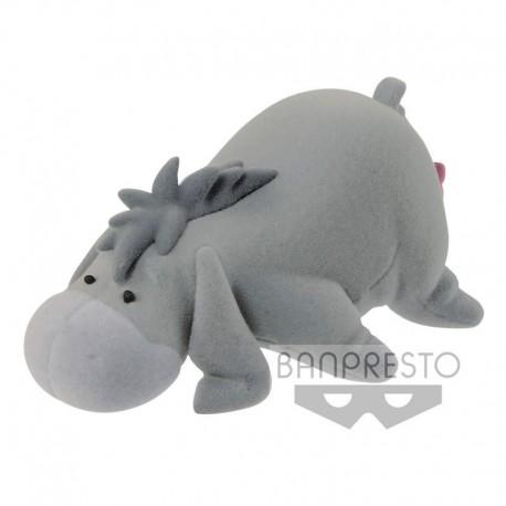 Disney Character Cutte! Fluffy Puffy - WINNIE THE POOH - (B:EEYORE)