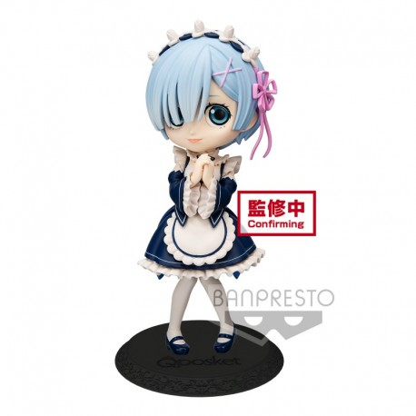 Q posket Re:Zero -Starting Life in Another World -Rem ver.B