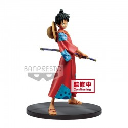 One Piece - DXF The Grandline Men vol.1 Wanokuni Luffy