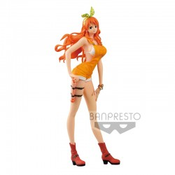 One Piece Movie Stampede - GLITTER & GLAMOURS Nami Vers. A