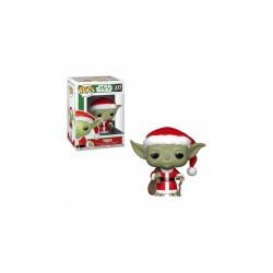 Pop! Star Wars Yoda Noël