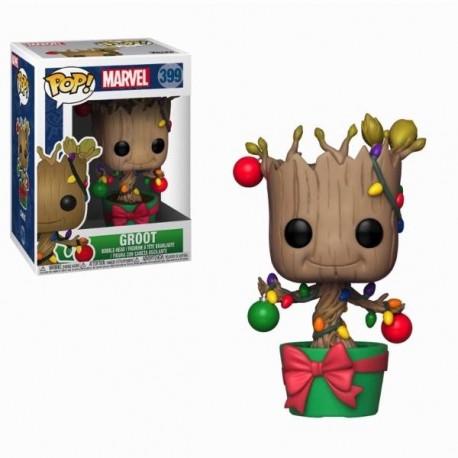 Pop! Marvel: Groot Noël