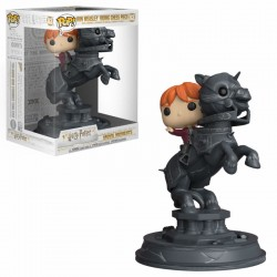 Pop! Harry Potter: Ron Weasley Riding Chess