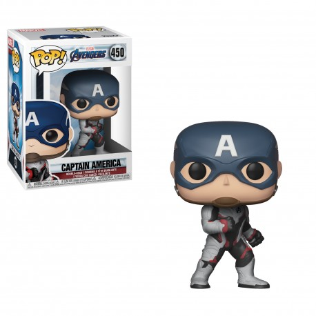 Pop! Marvel Avengers: Captain America