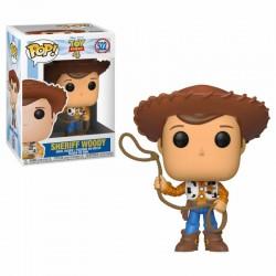 Pop! Toy Story 4: Sheriff Woody