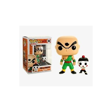 Pop! DBZ Tien and Chiaotzu