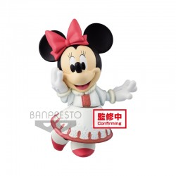 Disney Fluffy Puffy - Mickey&Minnie - (B: Minnie)