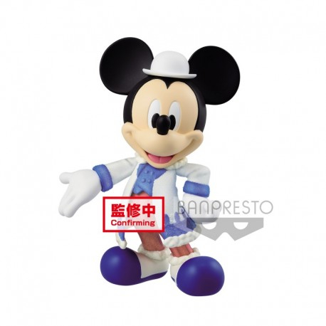 Disney Fluffy Puffy - Mickey&Minnie - (A: Mickey)