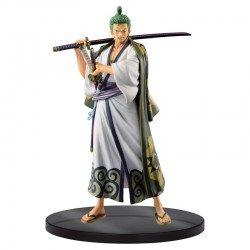 ONE PIECE - DXF - THE GRANDLINE MEN- WANOKUNI vol.2 ZORO