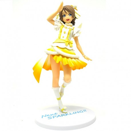 THE SCHOOL IDOL MOVIE - FIGURINE SPM - WATANABE YOU