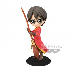 Harry Potter Q posket-Harry Potter Quidditch Style - (ver.B)