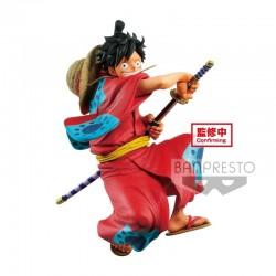 One Piece King of Artist The Monkey・D・Luffy-Wanokuni
