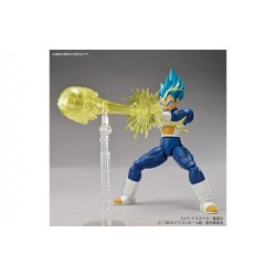 Maquette Dragon Ball Super : Vegeta Saiyan God Super (Special color)