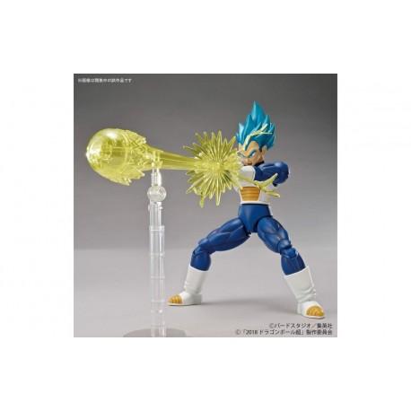 Maquette Dragon Ball Super : Vegeta Saiyan God Super (Special color)