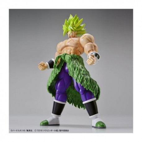 Dragon Ball Maquette Figure-rise Super Saiyan Broly Full Power