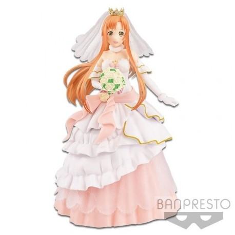 Sword Art Online Code Register - Asuna Wedding EXQ