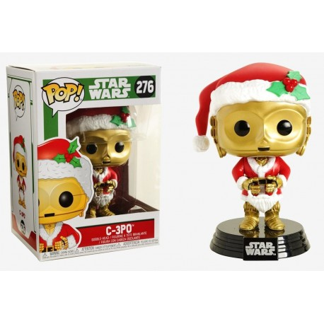 pop C3PO star wars