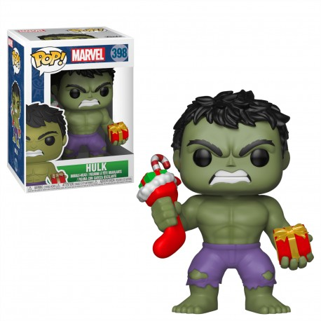 POP bmarvel Hulk Hollyday