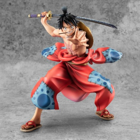 One Piece Pop Luffy Taro Statue