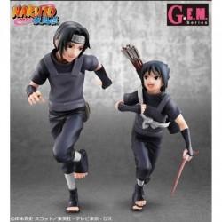 Naruto Shippuden G.E.M. Series - Uchiha Itachi & Sasuke