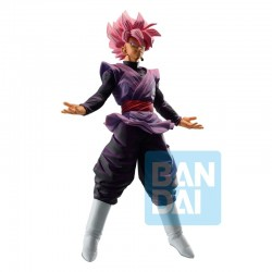 Dragonball Z - Ichibansho Goku Black (Super Saiyan Rosé)