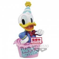 Disney Fluffy Puffy Donald Duck (ver.A)