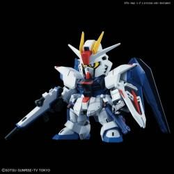 Cross Silhouette Freedom - SD - Maquette Gundam