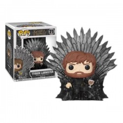 Pop! Game Of Thrones : Tyrion Lannister - Figurine Funko