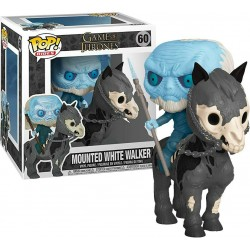 Pop! Game Of Thrones : Mounted White Walker - Figurine Funko