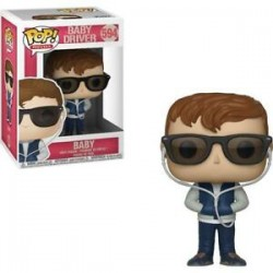 Pop! Baby Driver - Figurine Funko