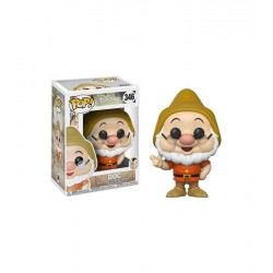 Pop! Disney Blanche Neige Doc - Figurine Funko