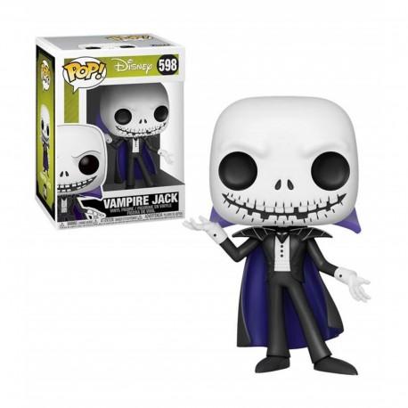 Pop! Disney Jack : Vampire Jack - Figurine Funko