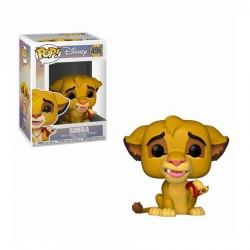 Pop! Disney Le Roi Lion Simba - Figurine Funko