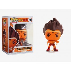 Pop! DBZ Vegeta Training - Figurine Funko