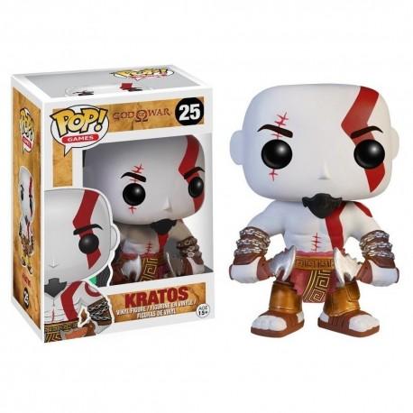 Pop! God Of War Kratos - Figurine Funko