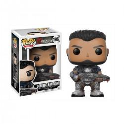Pop! Gears Of War Dominic Santiago - Figurine Funko