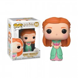 Pop! Harry Potter Ginny Weasley - Figurine Funko