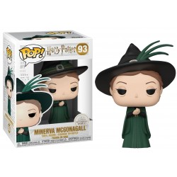 Pop! Harry Potter Minerva 93 - Figurine Funko