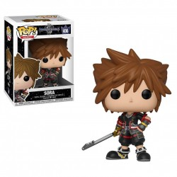 Pop! Kingdom Hearts 3 Sora - Figurine Funko