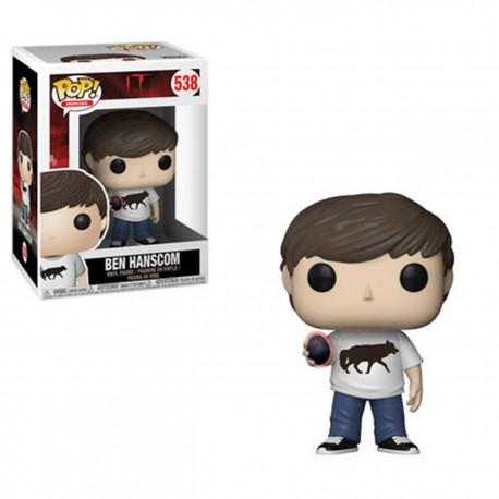 Pop! It Ben Hanscom - Figurine Funko