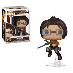Pop! Attack on titans Hange - Figurine Funko